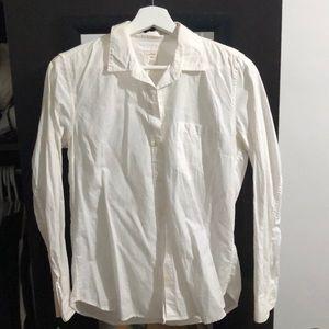 White button down shirt - Gap - S